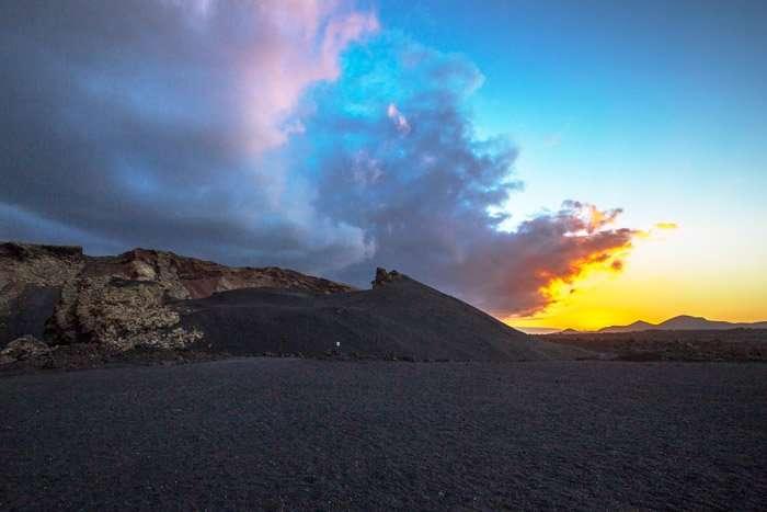 Lanzarote. Volcan del Cuervo | ©Francesco Petruccioli