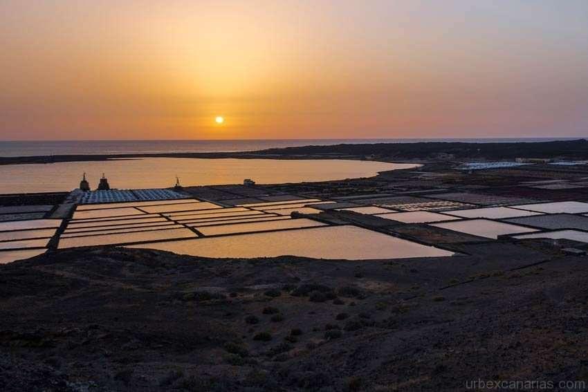 Lanzarote |<br> Las Salinas de Janubio