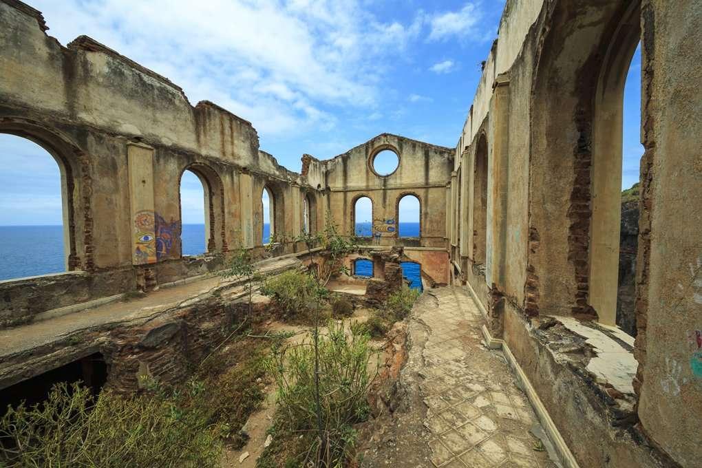 Tenerife |<br> Elevador de agua de La Gordejuela