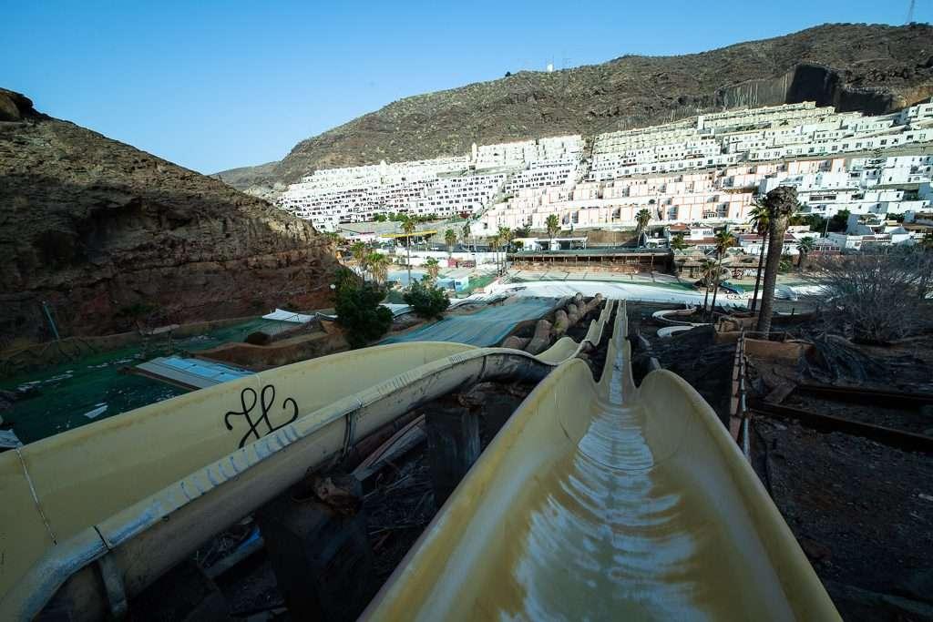 Gran Canaria |<br> Parque Acuático Atlantida 98