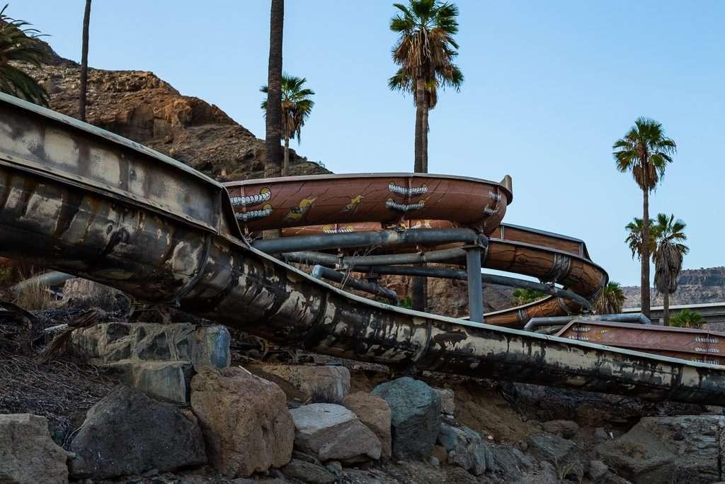 Gran Canaria |<br> Parque Acuático Atlantida 92