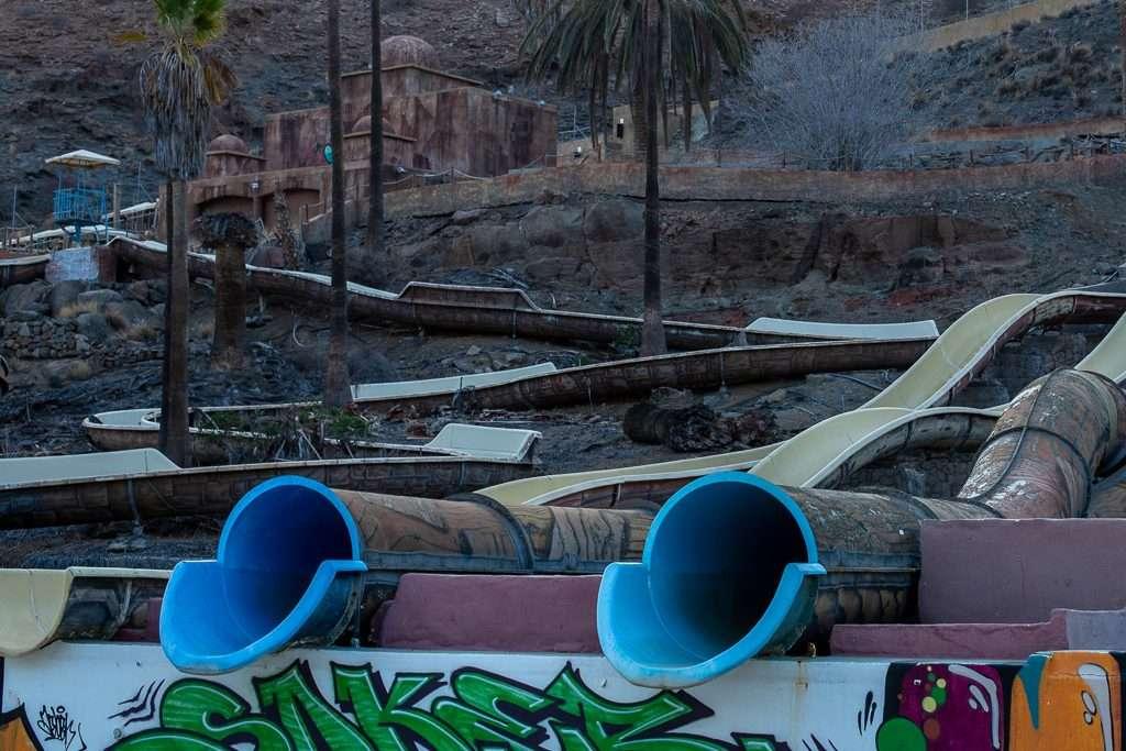 Gran Canaria |<br> Parque Acuático Atlantida 30