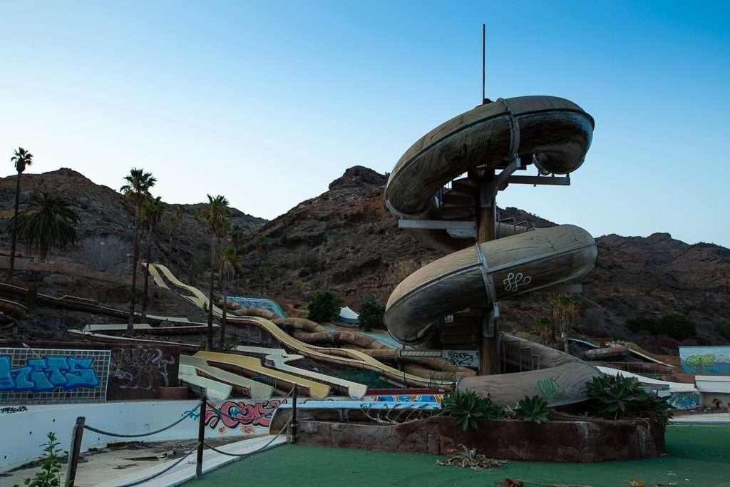 Gran Canaria |<br> Parque Acuático Atlantida 28