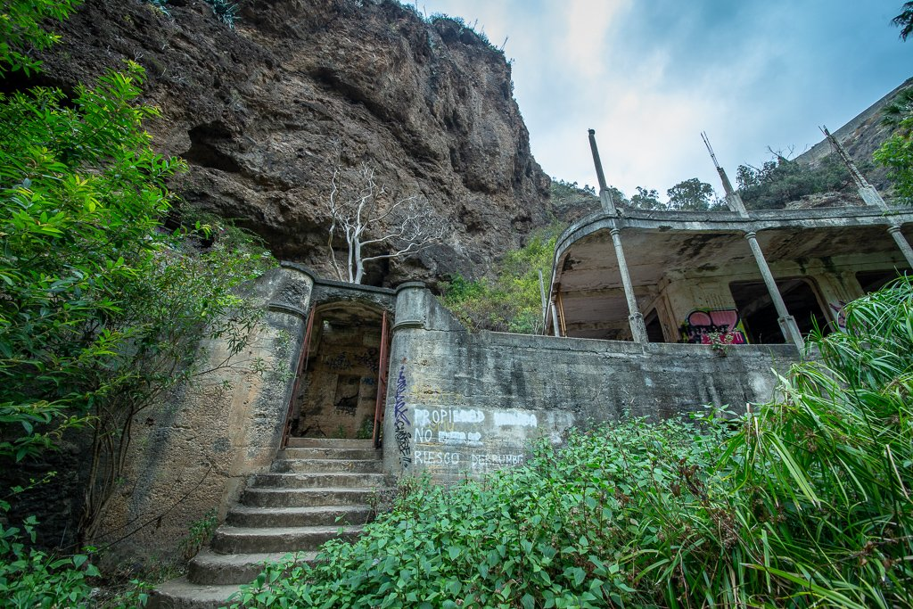 Gran Canaria – Balneario de Azuaje
