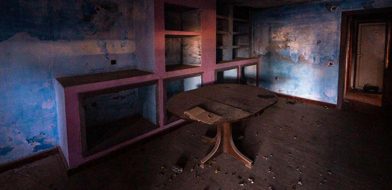 Lanzarote | casa abandonada: Okupa en Playa Honda
