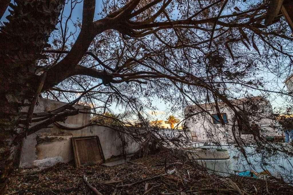 Lanzarote | casa abandonada: Okupa en Playa Honda 2
