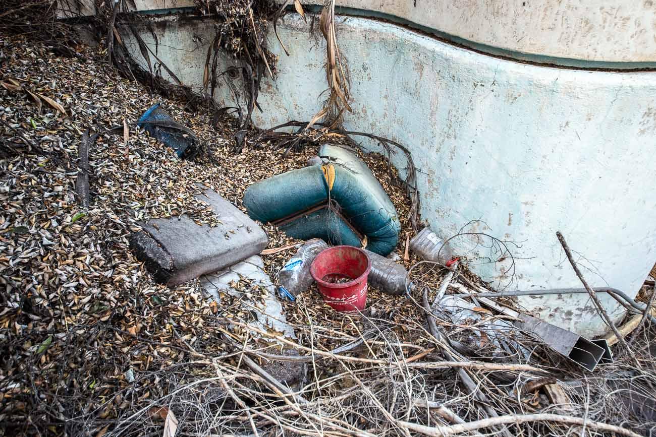 Lanzarote | casa abandonada: Okupa en Playa Honda 62