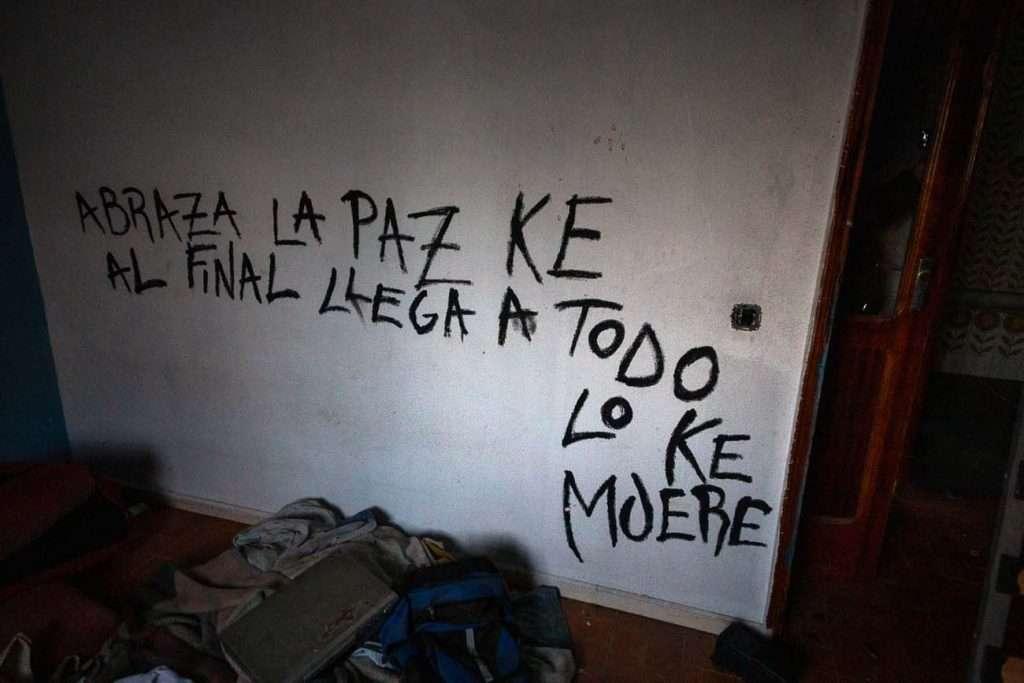 Lanzarote | casa abandonada: Okupa en Playa Honda 4