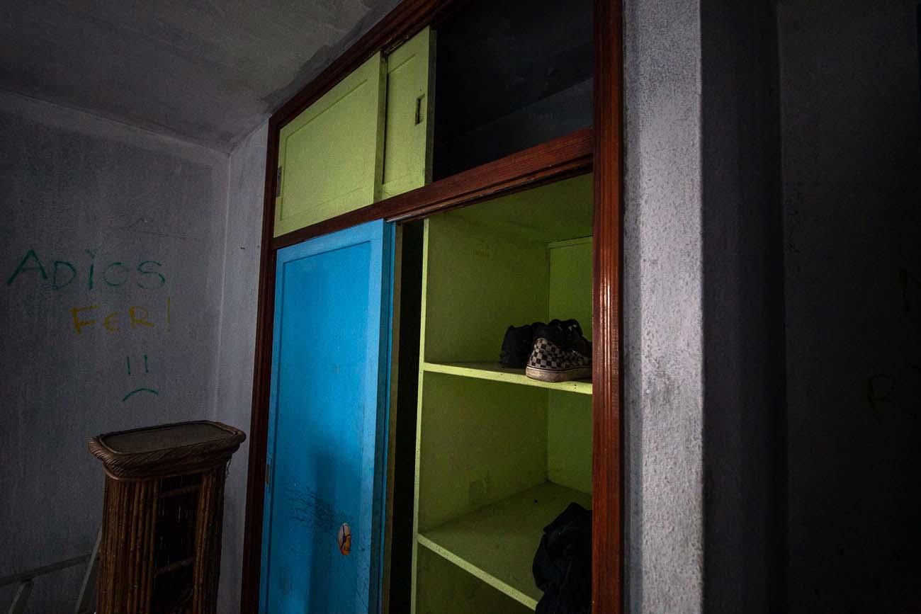 Lanzarote | casa abandonada: Okupa en Playa Honda 72