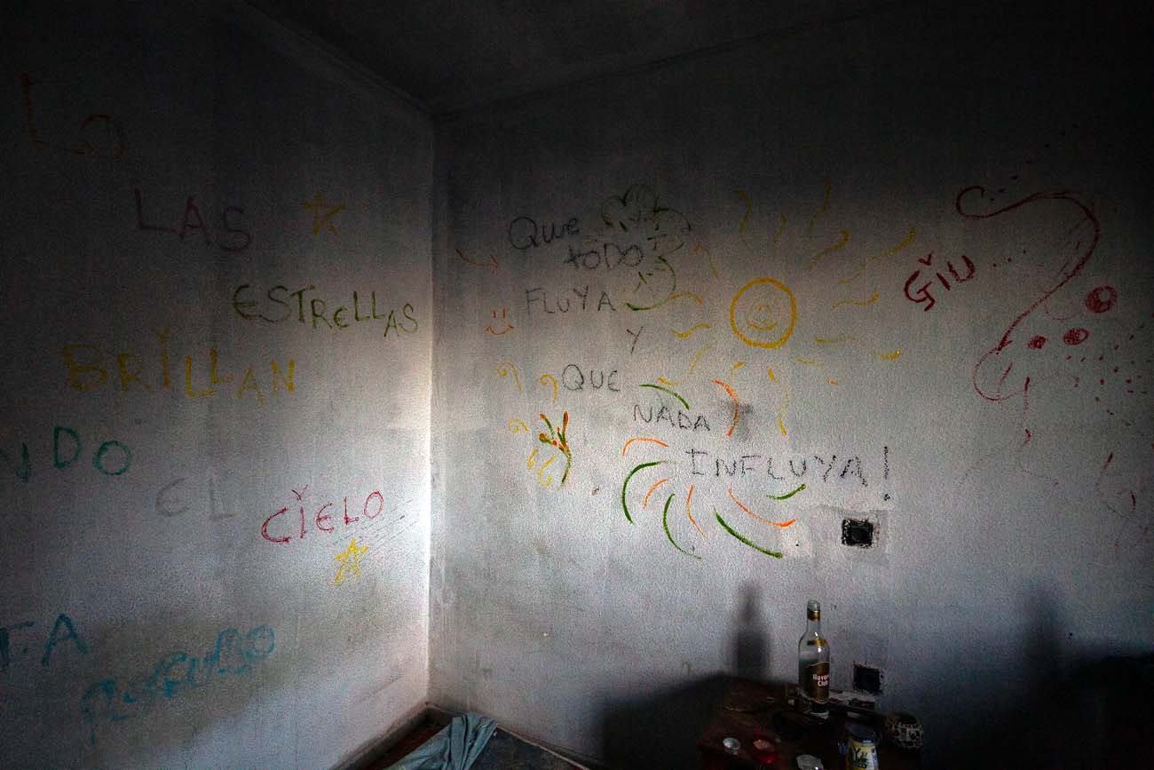 Lanzarote | casa abandonada: Okupa en Playa Honda 14