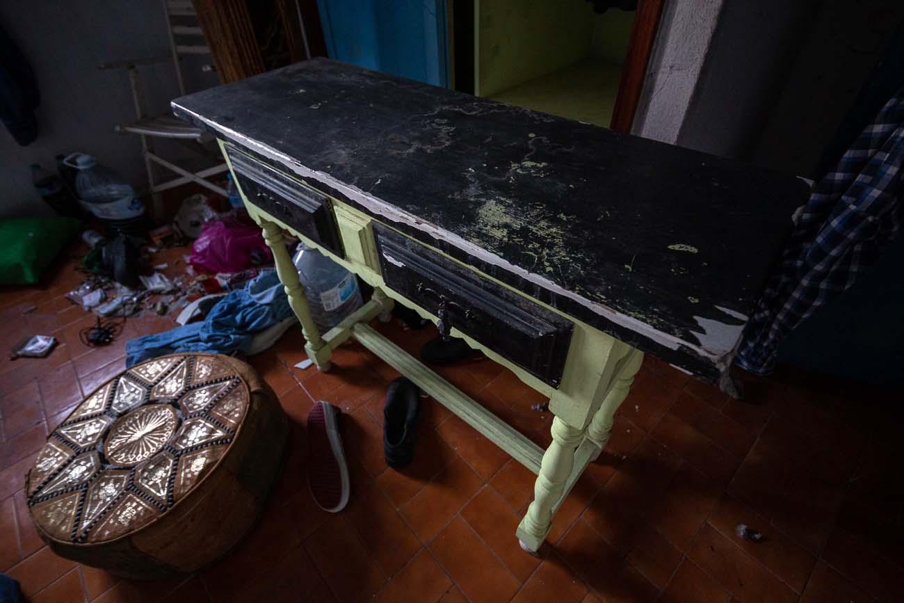 Lanzarote | casa abandonada: Okupa en Playa Honda 20
