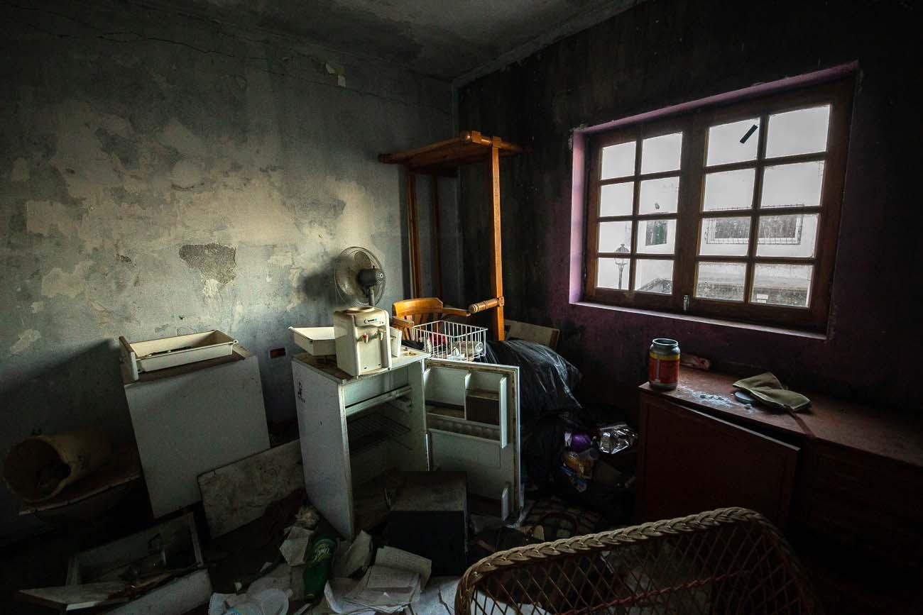 Lanzarote | casa abandonada: Okupa en Playa Honda 52