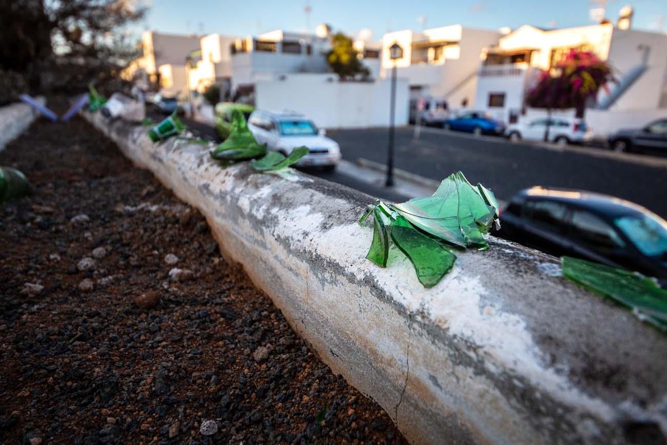 Lanzarote | casa abandonada: Okupa en Playa Honda 82
