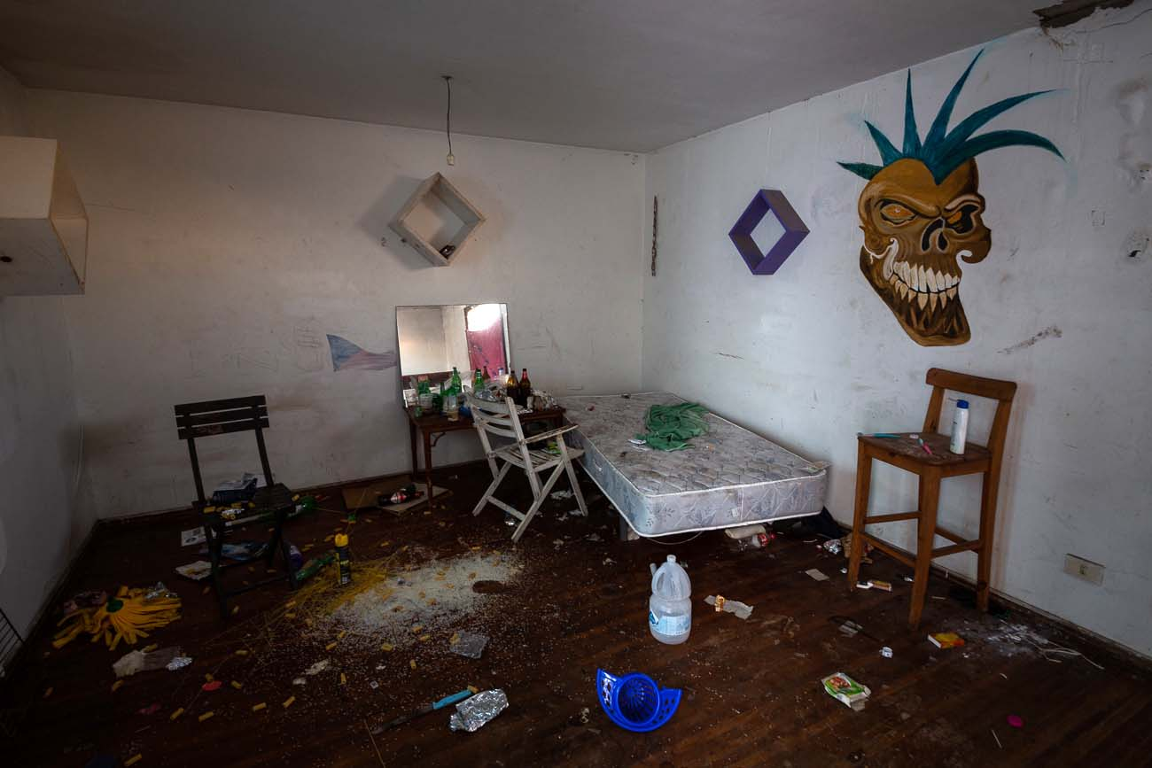 Lanzarote | casa abandonada: Okupa en Playa Honda 90