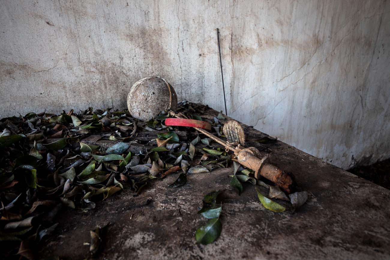 Lanzarote | casa abandonada: Okupa en Playa Honda 32