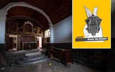 03 – Rusty the Rabbit y Urbex Canarias