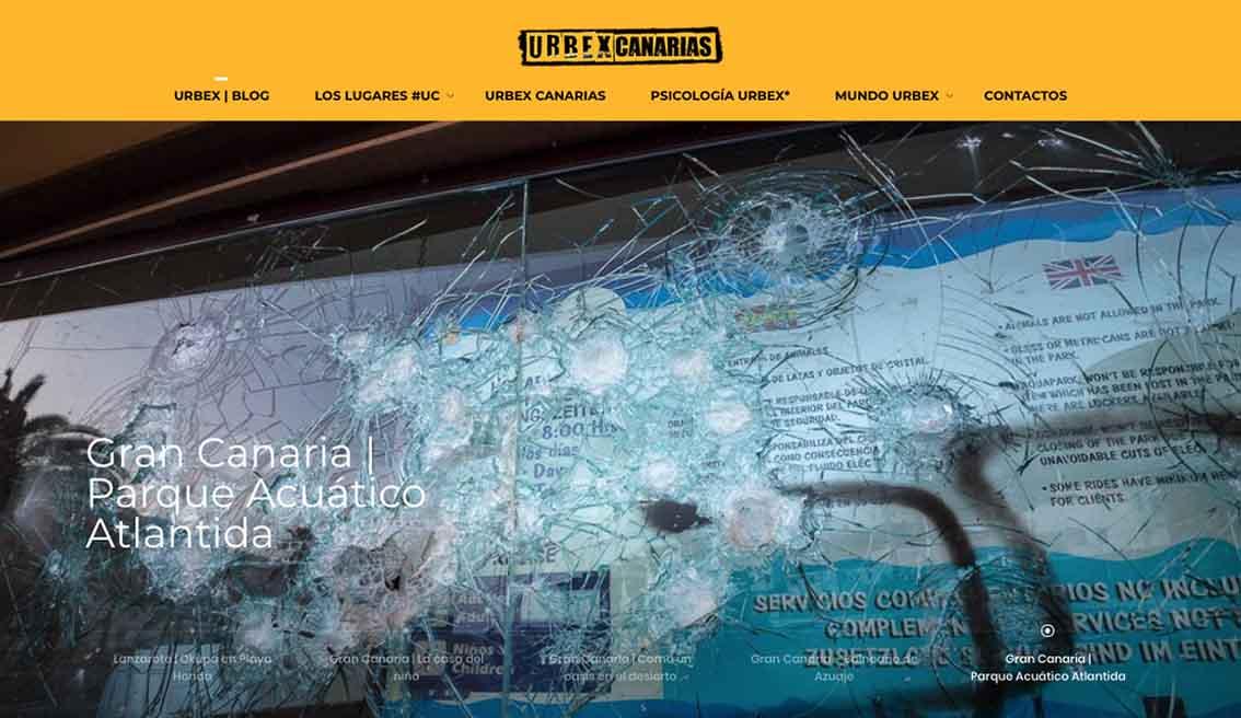 Urbex Canarias 3