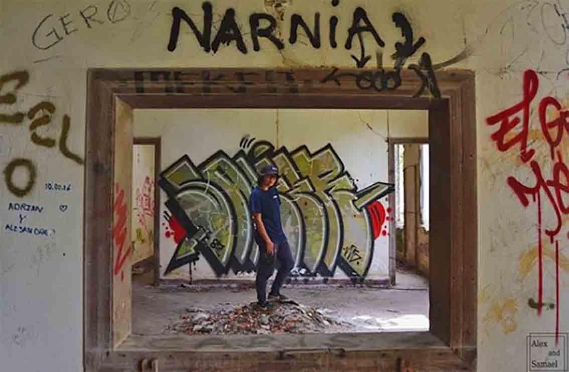 Sitios abandonados en Gran Canaria - Urbex Canarias