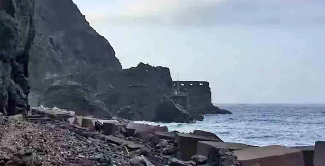 Sitios abandonados en La Gomera