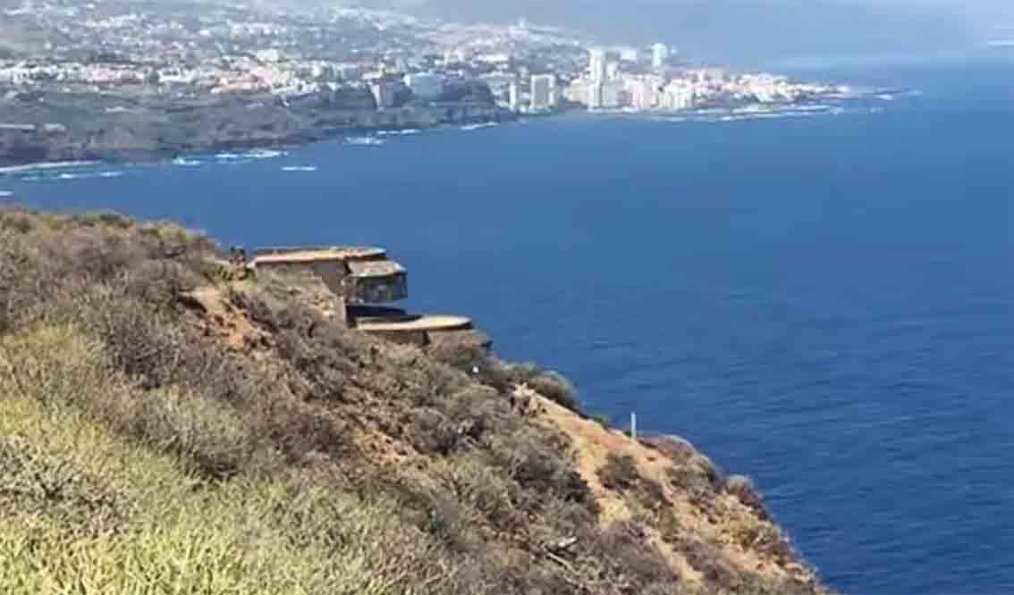 Bunker Santa Ursula en Tenerife
