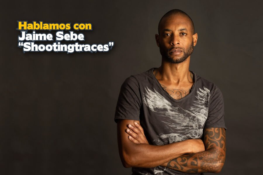 Jaime Sebe «Shootingtraces»