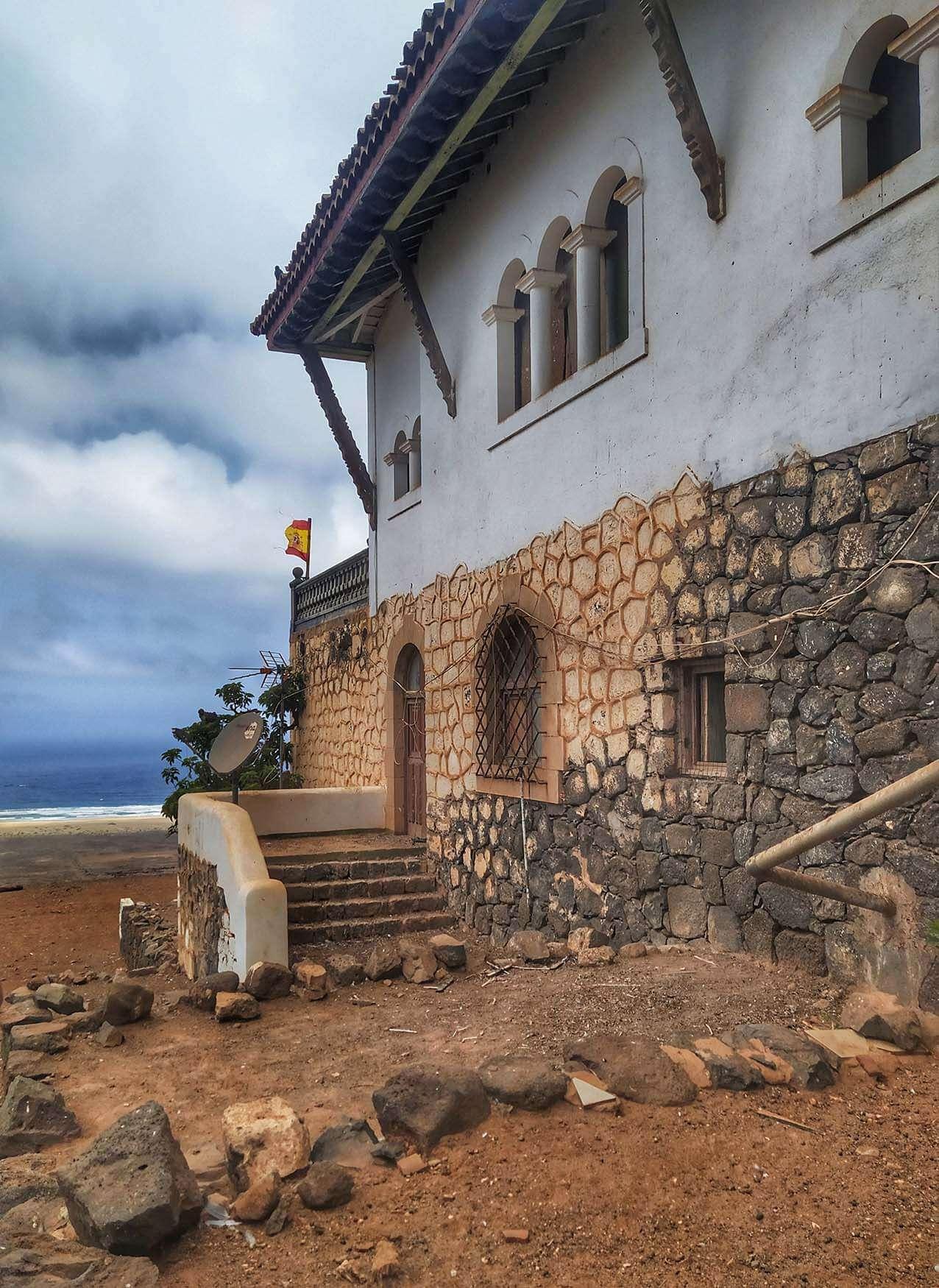 Villa Wiinter, Fuerteventura