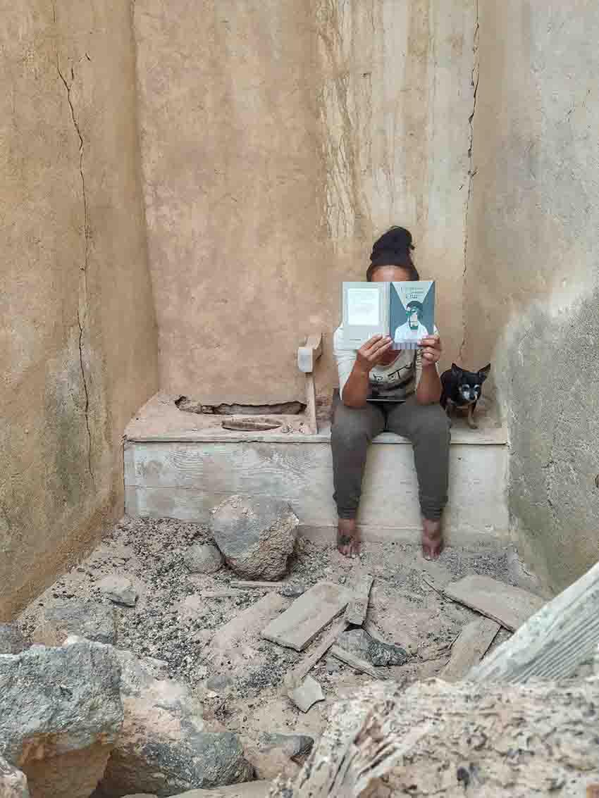El crimen de las hermanas Cruz. Homicidio en Lanzarote. Las hermanas del silencio. Lugares abandonados.