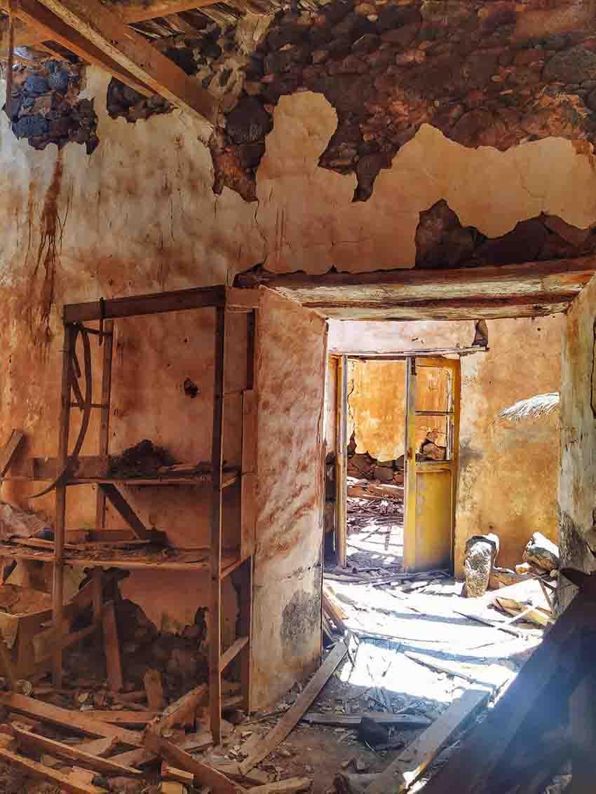 Homicidio en Lanzarote. Las hermanas del silencio. Lugares abandonados.