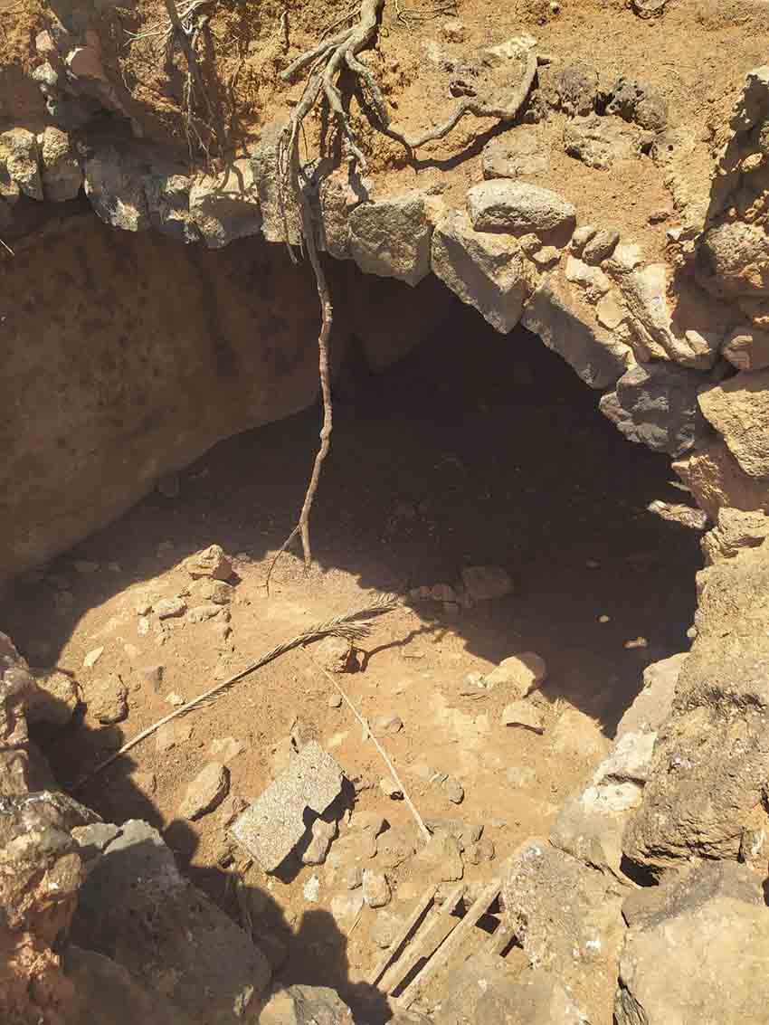 Particular del aseo. Homicidio en Lanzarote. Lugares abandonados.